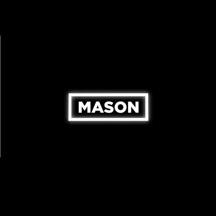 Mason Logo Splash Image